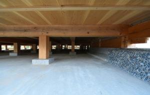 愛知の石場建て11 限界耐力計算