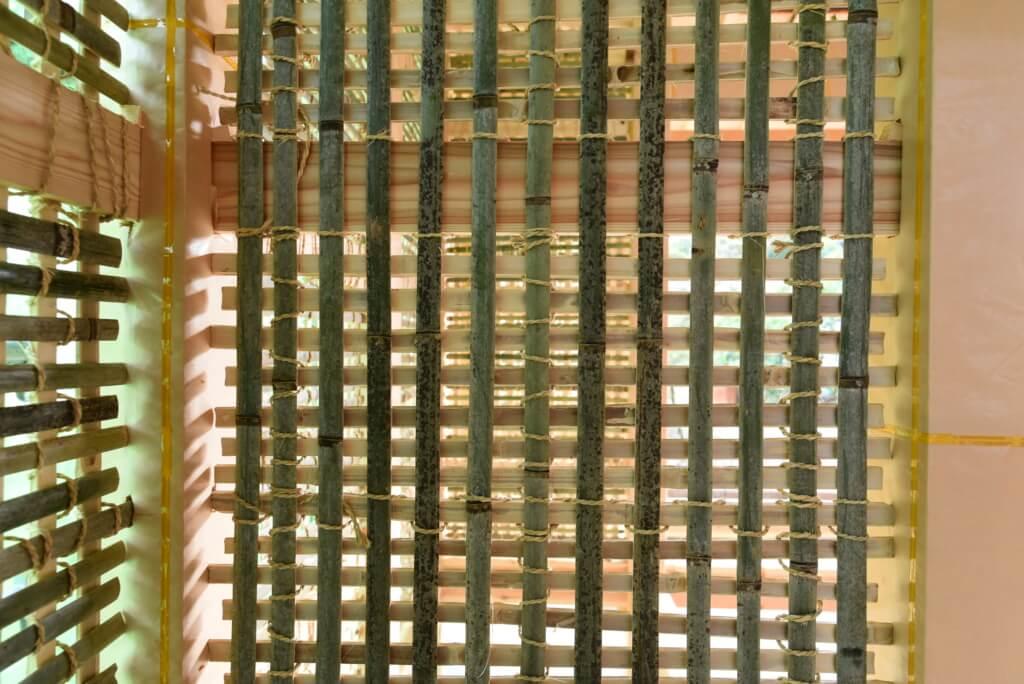 愛知の石場建て8 土壁構造