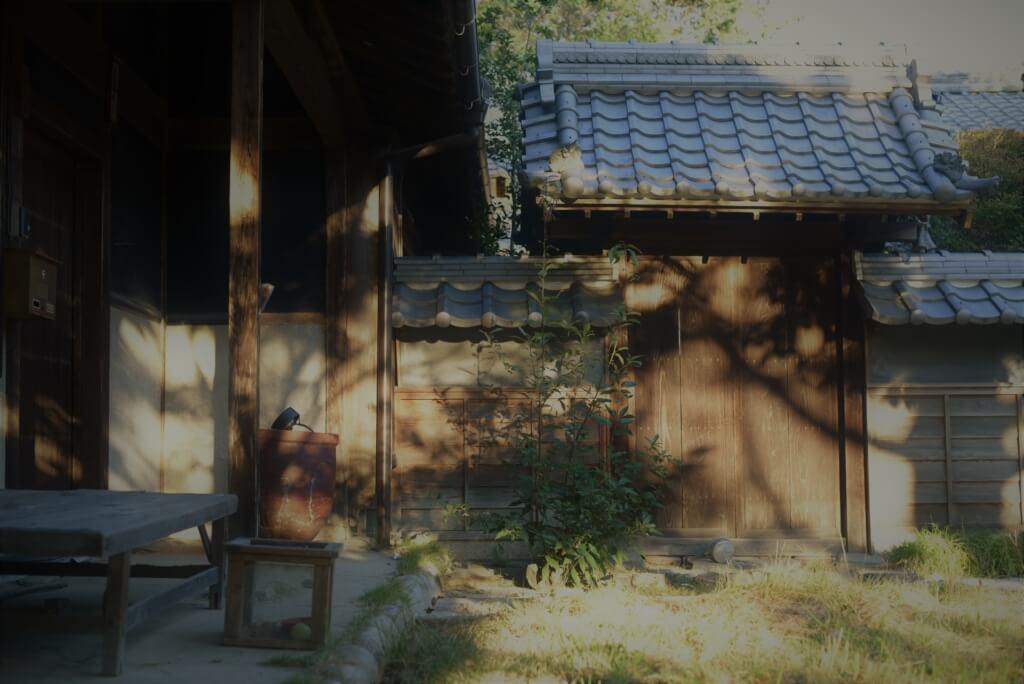 水野設計室 秋の風景