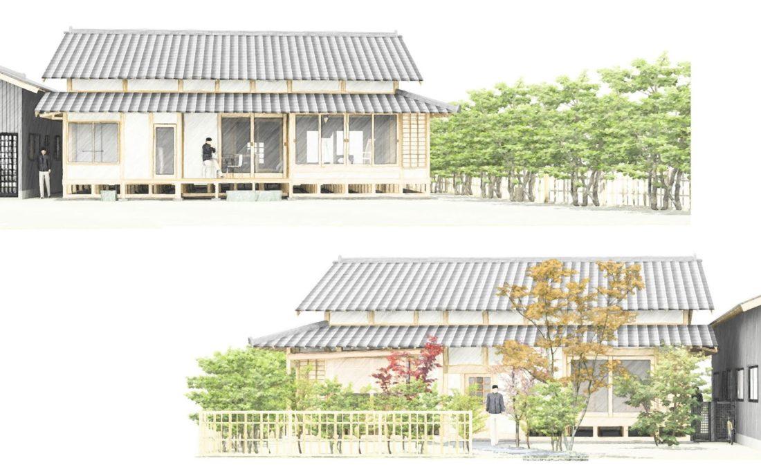愛知の石場建て1 計画