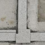 一宮の石場建て7 礎石