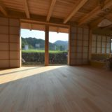 岐阜の石場建て14 木製建具