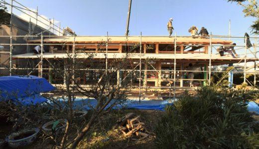 静岡の石場建て6 構造見学会