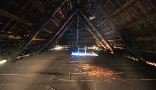 愛知の茅葺き再生8 茅葺きワークショップ
