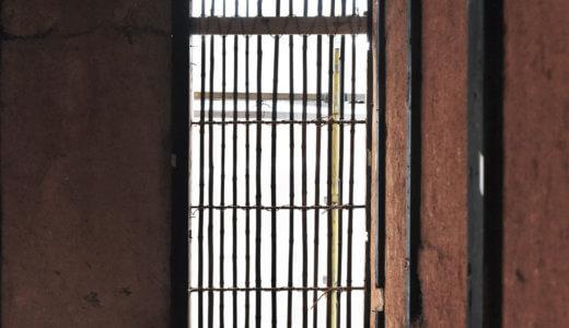 愛知の茅葺き再生7 土壁ワークショップ