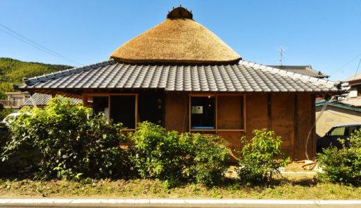愛知の茅葺き再生13 黄金の屋根