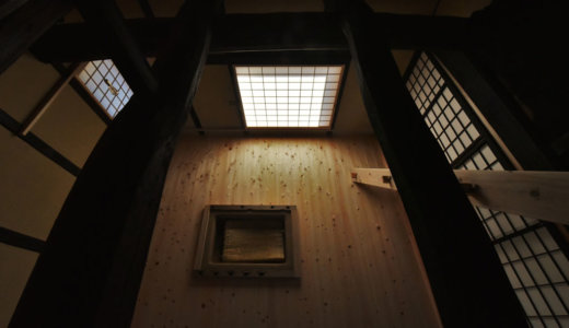 愛知の茅葺き再生17 建具