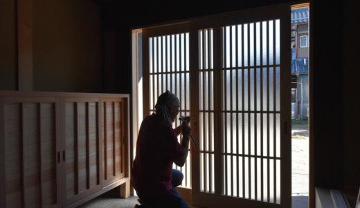 柳津の民家再生 12 建具