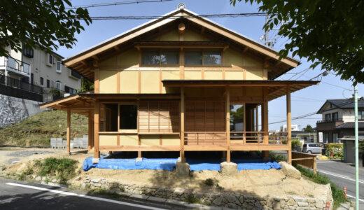 名古屋の石場建て