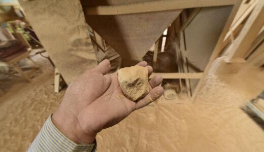 豊田の石場建て3 地域の土で作る家作り