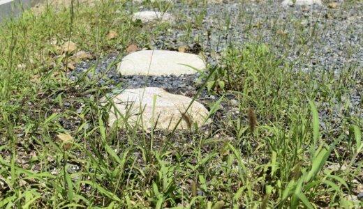豊田の石場建て8 割栗石敷玉石基礎